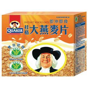 桂格即沖即食大燕麥片1700g