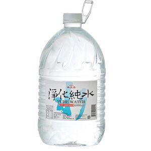 維大力淨化純水6000ml