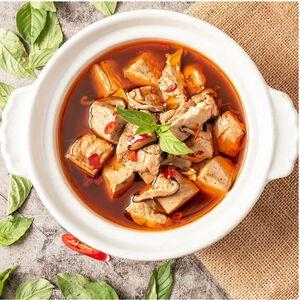 祥和蔬食 麻辣臭豆腐-520克(全素)