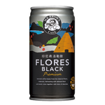 MR.BROWN Flores Black Coffee, , large