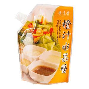 廣達香橙汁水果醬-250g