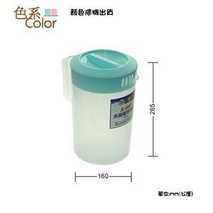 K069大螃蟹冷水壺(4L)