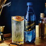 Schweppes Earl grey sparkling water 500m, , large