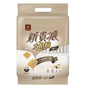 新貴派大格酥芝麻豆奶324g