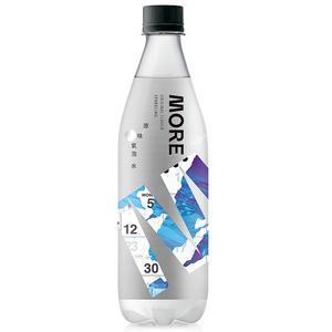 味丹多喝水MORE氣泡水-560ml