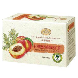 Magnet Organic Tea-Peach