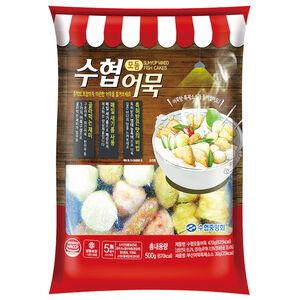 韓國水協-傳統綜合魚板(附高湯)