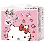 Hello Kitty 3ply Toilet Tissue, , large