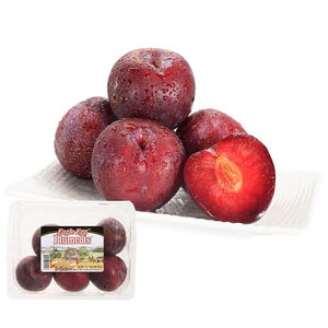 Imported boxed plumcots 5-6pcs