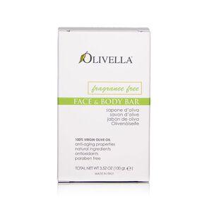 Olivella Bar Soap-Fragance free