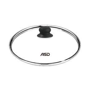 ASD安全玻璃鍋蓋28CM