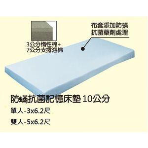 Remembers the mattress