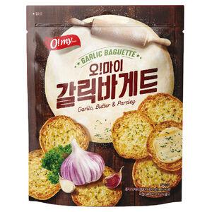 O!my Food Garlic Baguette