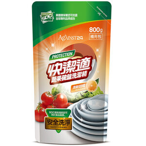 Against Veggie  Dish Washer