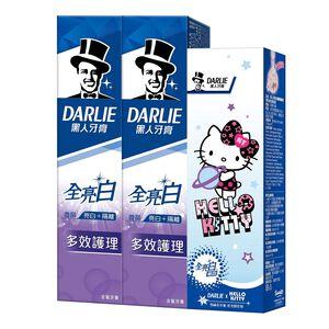Darlie All Shinny White Valuepack