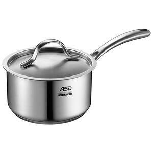 Stainless steel single pot