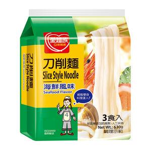 Ai Men Tsu Noodle-Slice Style Seafood Fl