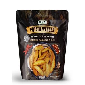 DJA Smoked GarlicChilli Potato Wedges