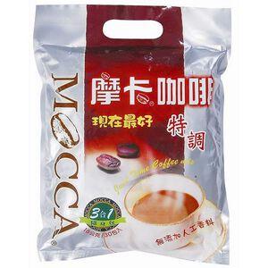 摩卡現在最好三合一咖啡-特調