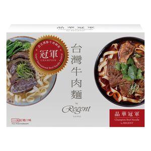 Regent Champion Beef Noodle