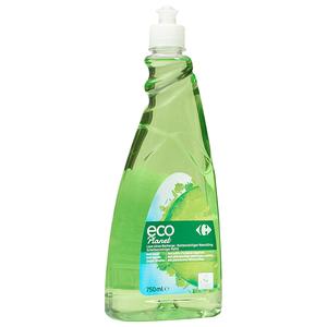 家樂福ECO環保玻璃清潔劑補充瓶750ml