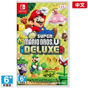 NS New Super Mario Bros U Deluxe