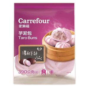 家樂福芋泥包-390g