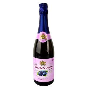 七星藍莓汽泡香檳飲料750ml