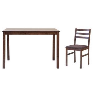 日式餐桌椅組(1桌4椅)