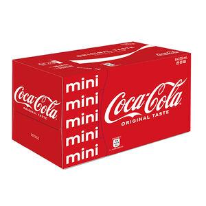 Coke Slim Can 235ml