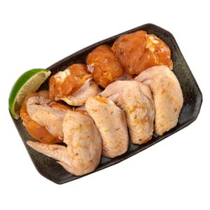 Spicy  Lemon  Chicken Wings