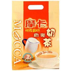 摩卡現在最好香麥奶茶