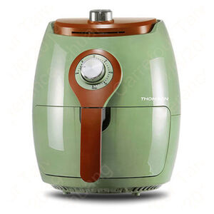 THOMSON TM-SAT15A 2.5L氣炸鍋(復古綠)