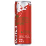 紅牛西瓜風味能量飲料 can250ml, , large