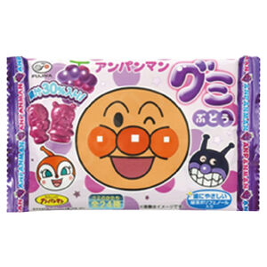 Anpan Man Gummy Candy