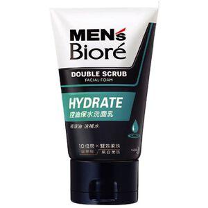MENs Biore Double Scrub