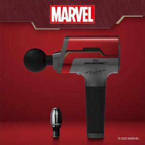 Marvel鋼鐵人按摩槍