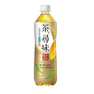 黑松茶尋味台灣青茶-590ml