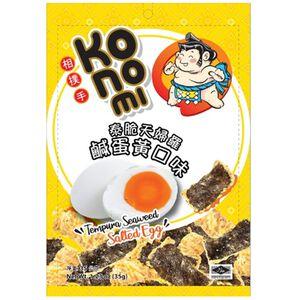泰脆天婦羅-鹹蛋黃口味