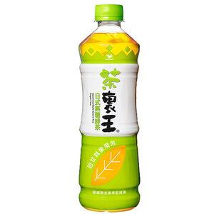茶裏王日式綠茶無糖600ml