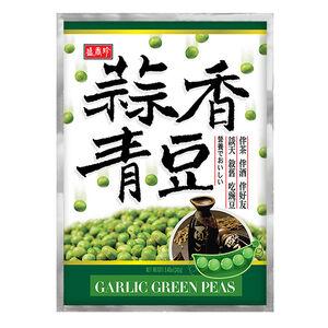盛香珍蒜香青豆-240g