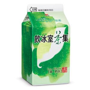 飲冰室茶集綠奶茶到貨效期約6-8天