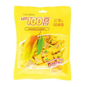 Lot 100 Mango Gummy