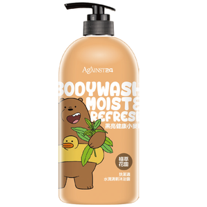 Against24 WBB Moist  Refresh Bodywash