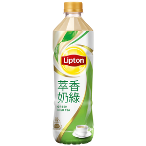 LIPTON Green Milk Tea 535ml