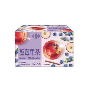 C-Blueberry  Mix Berry Tea