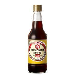 統一龜甲萬甘甜醬油 500ml
