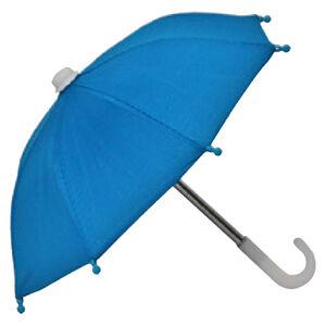 【大專開學購起來】手機遮陽迷你傘-顏色隨機出貨