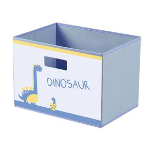 童話世界上開收納箱-恐龍