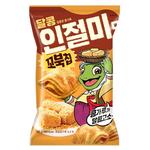 好麗友烏龜玉米脆片 (韓國烤麻糬風味), , large